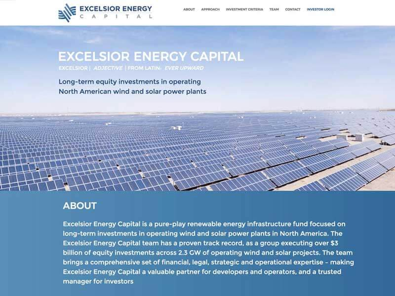 Excelsior Energy Capital