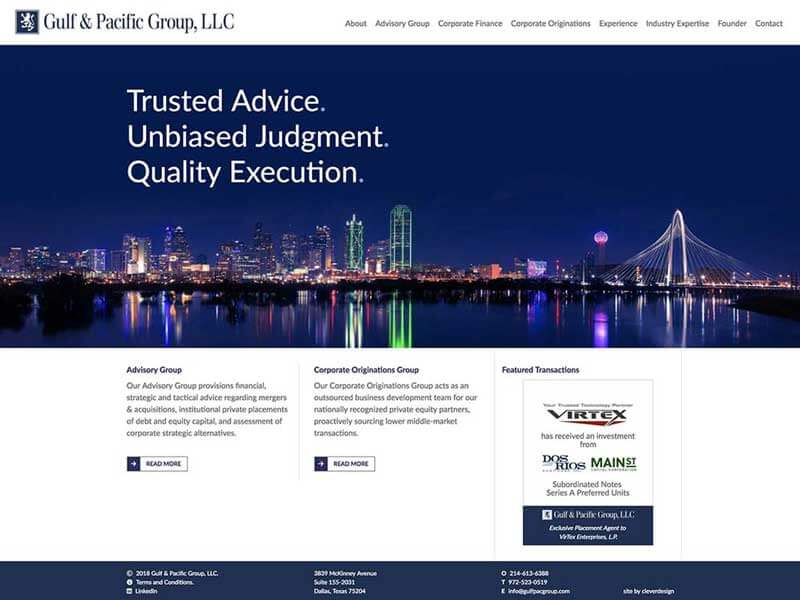 Gulf & Pacific Group